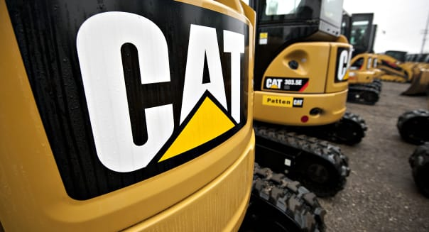 Caterpillar Forecasts Growth in Second Half on Global Economy