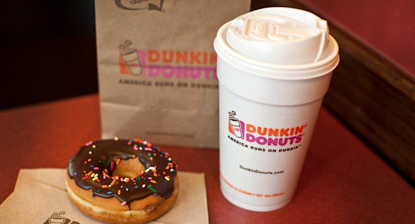 Dunkin' Donuts Retail Sales