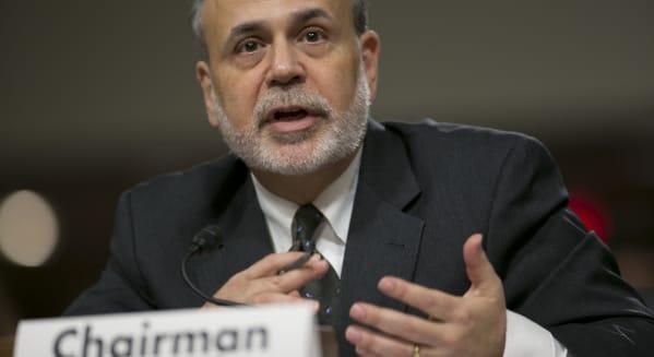 ben bernanke federal reserve chairman monetary stimulus economy market news