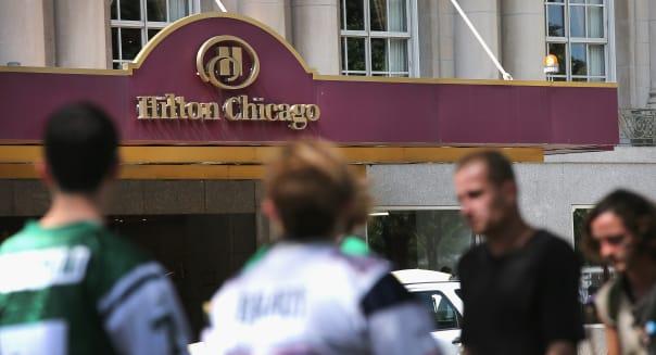 Hilton Files Plans For Initial Public Offering