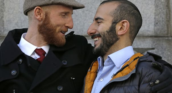 social security benefits same-sex couples