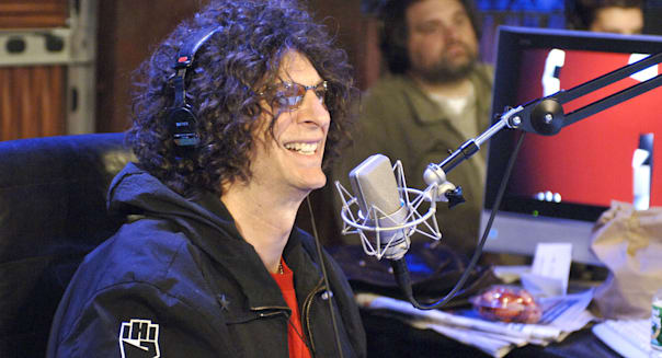 Howard Stern Makes History! Launches His Show Exclusively on Sirius Satellite Radio - January 9, 2006