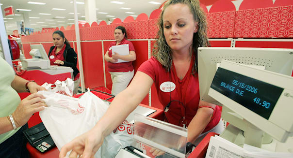 Targets Profits Rise 12 Percent In First Quarter