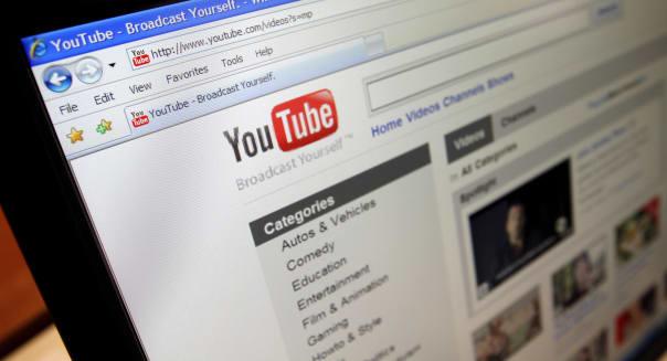 Google YouTube Viacom