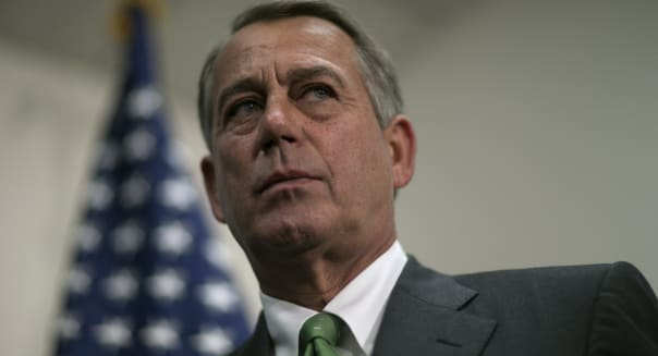 Boehner Beset By Obamacare Foes In Race To Stave Off Shutdown
