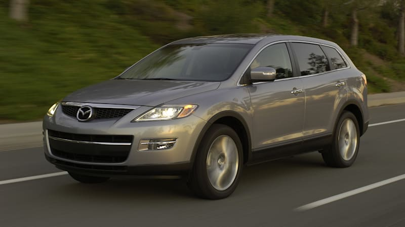 feds investigating mazda cx 9 over suspension problems. Black Bedroom Furniture Sets. Home Design Ideas