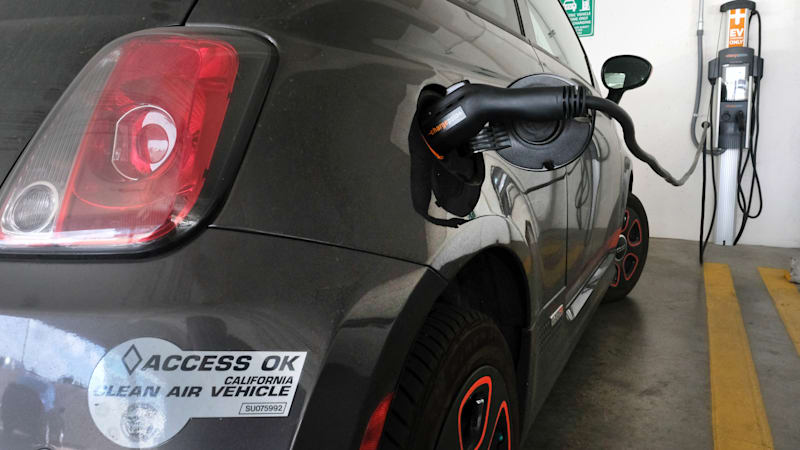California pulls plug on bill for more zero-emission cars by 2025