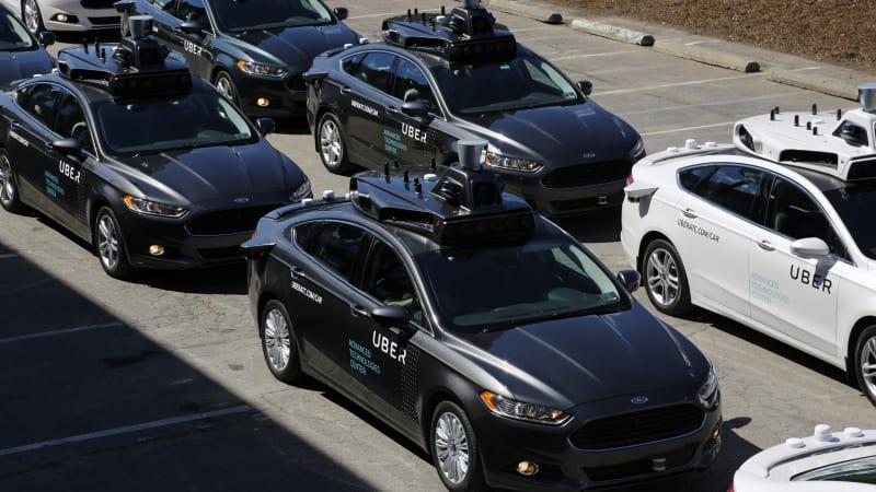 Uber creates AI Labs to speed autonomous ride-sharing development