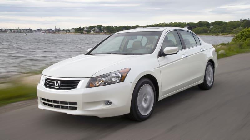 Honda recalls Accord to replace airbag control unit