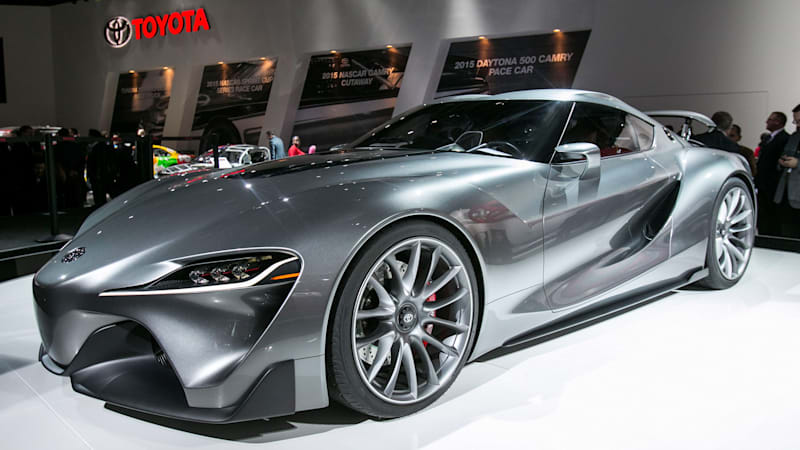 New Toyota Supra May Get A Twin Turbo Lexus V6 Autoblog