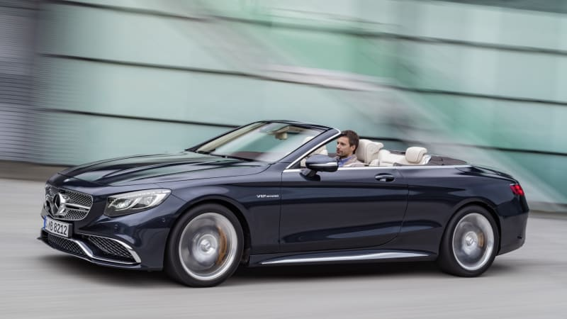 Mercedes amg s65 cabriolet is the ultimate droptop benz for Drop top mercedes benz prices