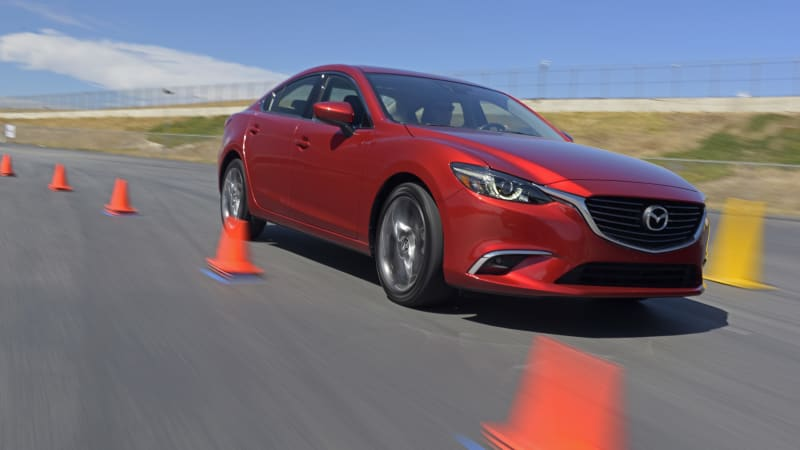 Mazda G-Vectoring Control makes driving better without you knowing