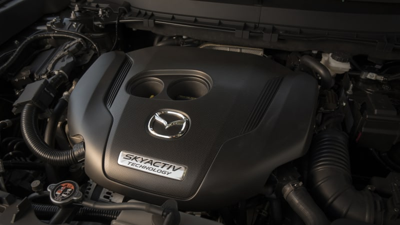 Mazda's next-gen SkyActiv engines will drop spark plugs in favor of high compression