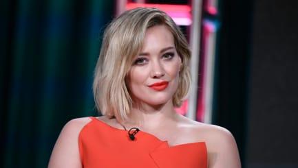 Ungesundes erlaubt: So ernährt sich Hilary Duff