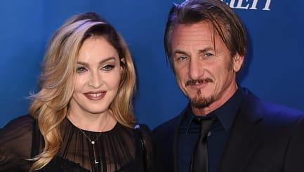 Madonna: Charity-Geständnis für Sean Penn