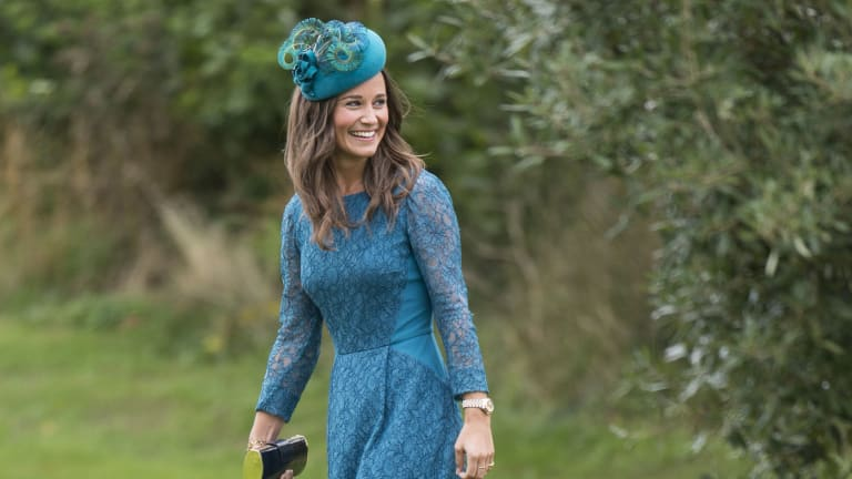 Pippa Middleton's Style Transformation