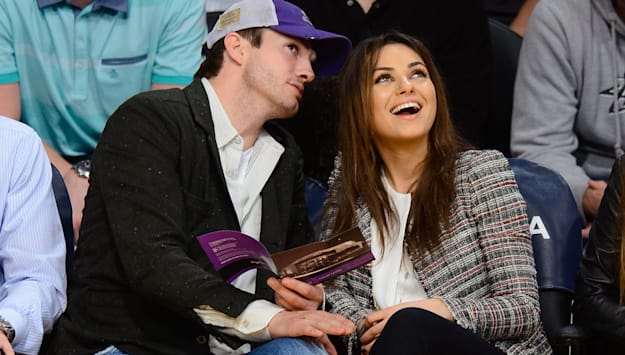 Mila Kunis is pregnant! Expecting first baby with Ashton Kutcher