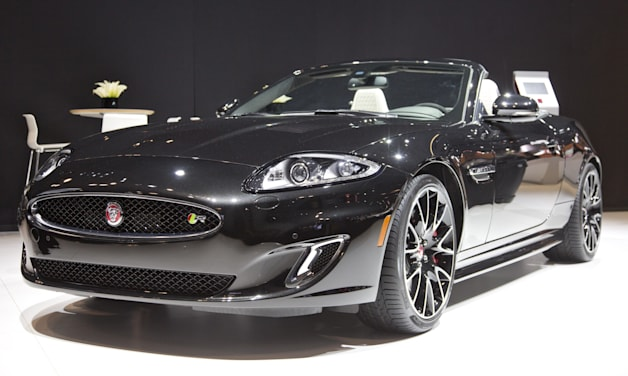 Jaguar XK Final 50 Edition