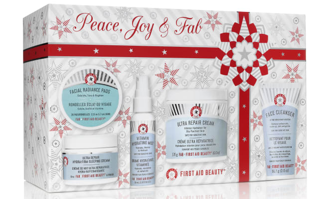 First Aid Beauty Peace, Joy & FAB Holiday Kit