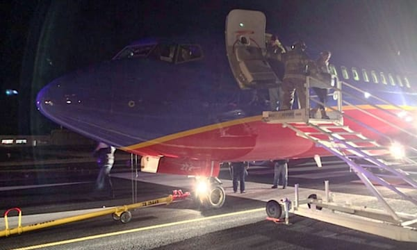 Southwest Airlines-Wrong Airport
