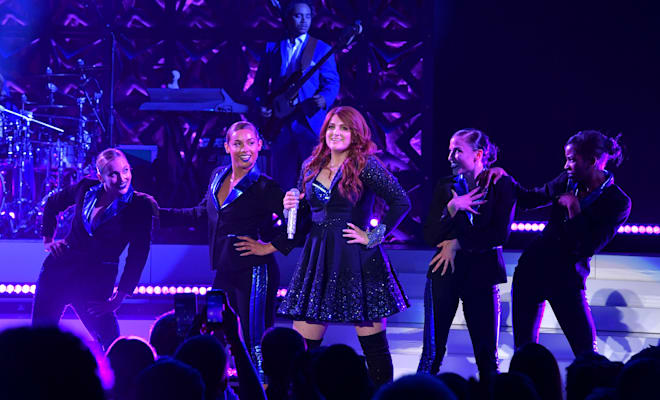 Meghan Trainor Untouchable Tour - Los Angeles, CA