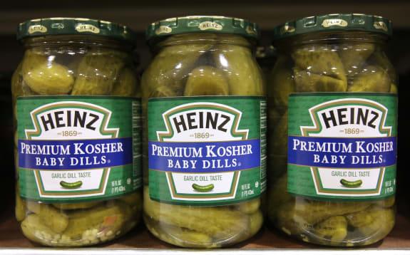 Earns H.J. Heinz
