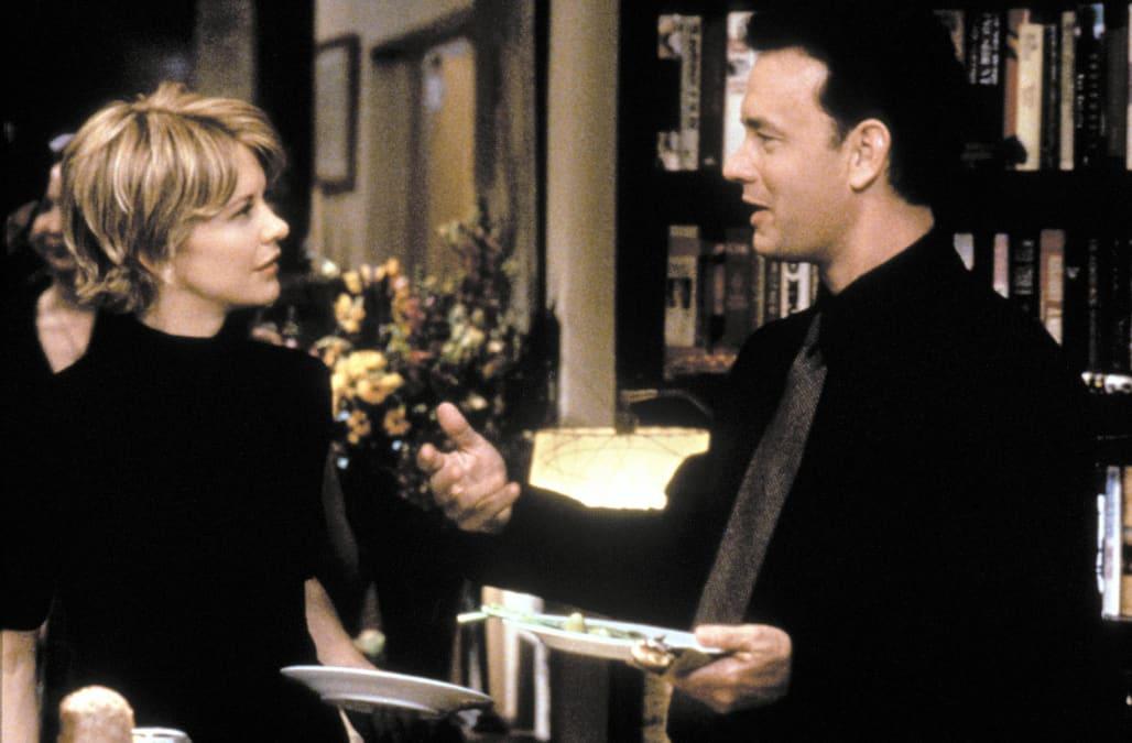 MEG RYAN & TOM HANKS YOU'VE GOT MAIL (1998)