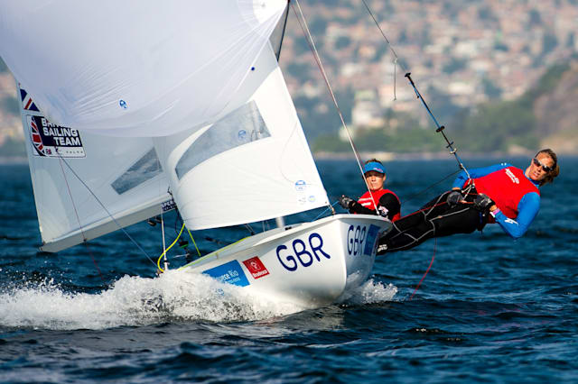 International Sailing Regatta - Aquece Rio Test Event for Rio 2016 Olympics