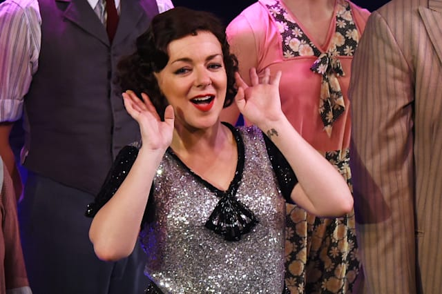 """Funny Girl"" - Press Night - Curtain Call & After Party"