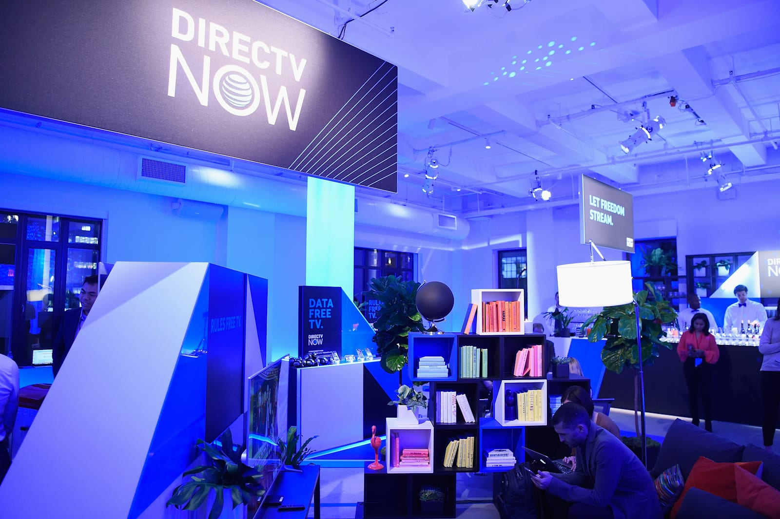 AT&T gives new DirecTV Now subscribers a year of HBO