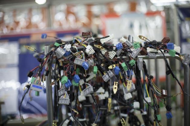 ford sues japanese wiring harness supplier price fixing