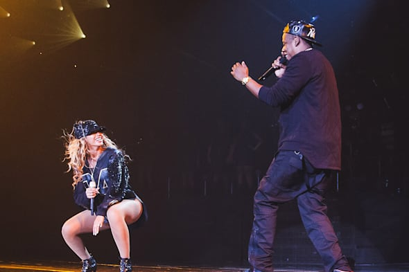 Beyonce - Mrs Carter World Tour - Brooklyn