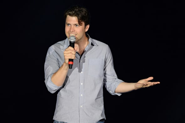 Colin Jost Performs At Seminole Casino Coconut Creek