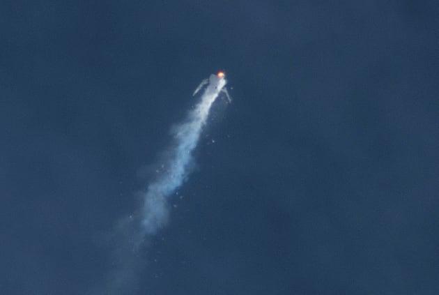 APTOPIX SpaceShipTwo