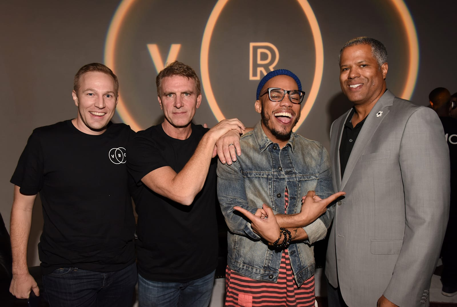 Anderson .Paak And Free Nationals Band Live Performance Presented By The Virtual Reality Company