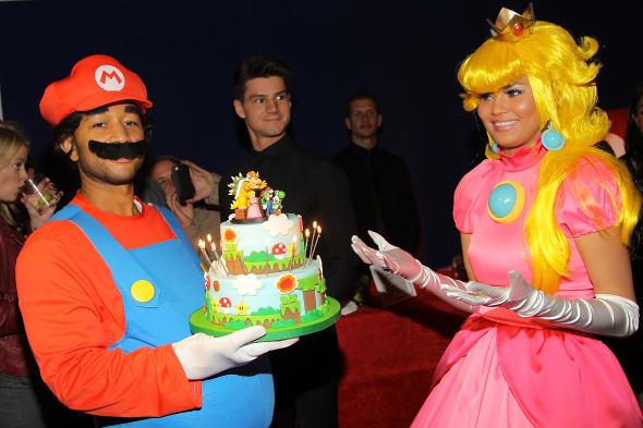 Nintendo And John Legend Celebrate Chrissy Teigen's