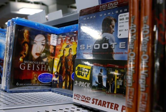Toshiba Drops HD DVD, Crowning Sony's Blu Ray As Winner In Format War