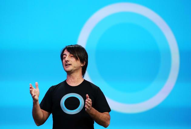 Satya Nadella Delivers Opening Keynote At Microsoft Build Conference