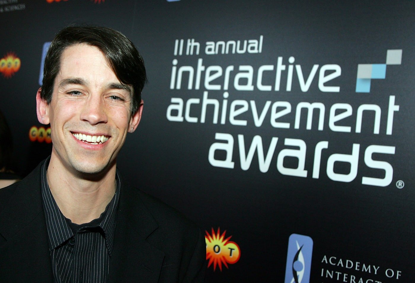 11th Annual Interactive Achievement Awards - Arrivals
