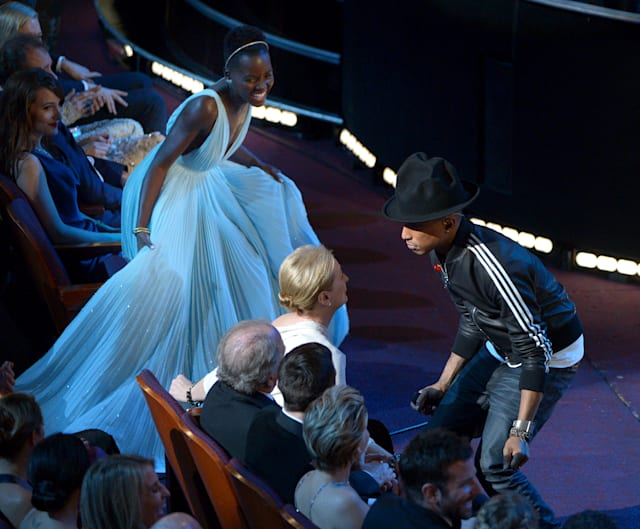 APTOPIX 86th Academy Awards - Show