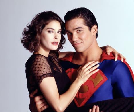 LOIS CLARK THE NEW ADVENTURES OF SUPERMAN