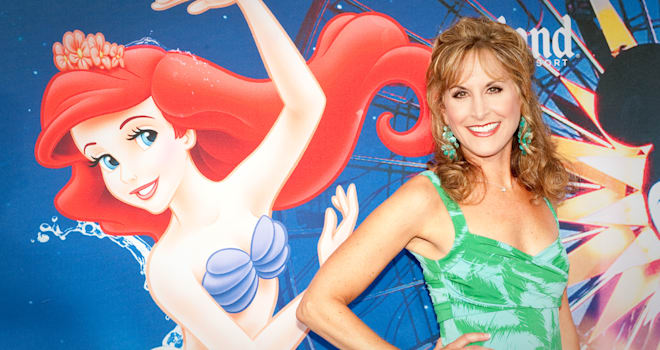 little mermaid jodi benson photo