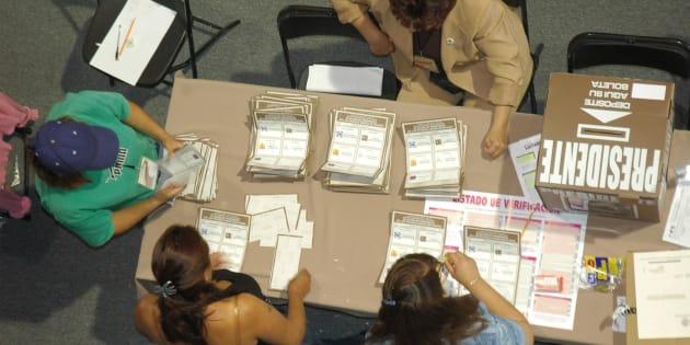 No habrá voto electrónico para 2018, determina INE