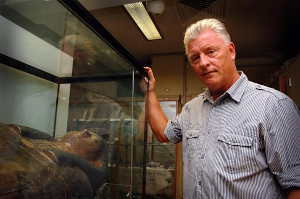 Derek Acorah - Paranormal Egypt - London