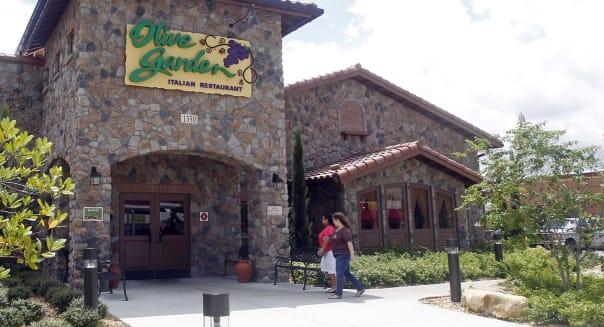 Olive Garden darden restaurant earnings food beverage dining restaurants