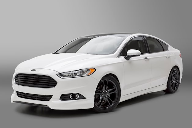 3dCarbon is offering a body kit for the Ford Fusion.