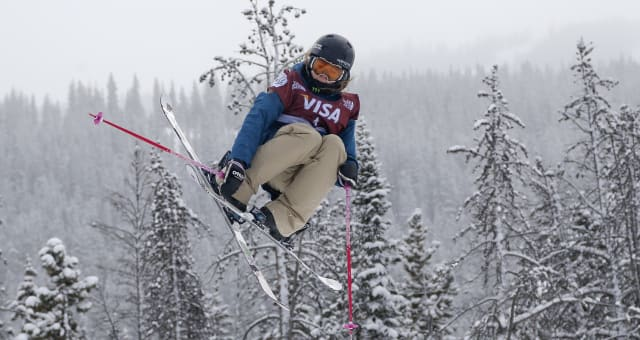 World Cup US Grand Prix Freestyle Skiing