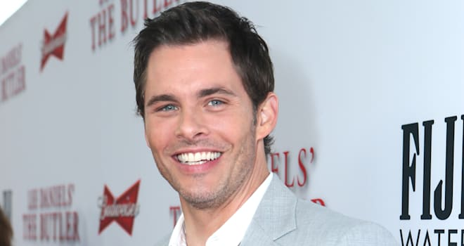james marsden movies