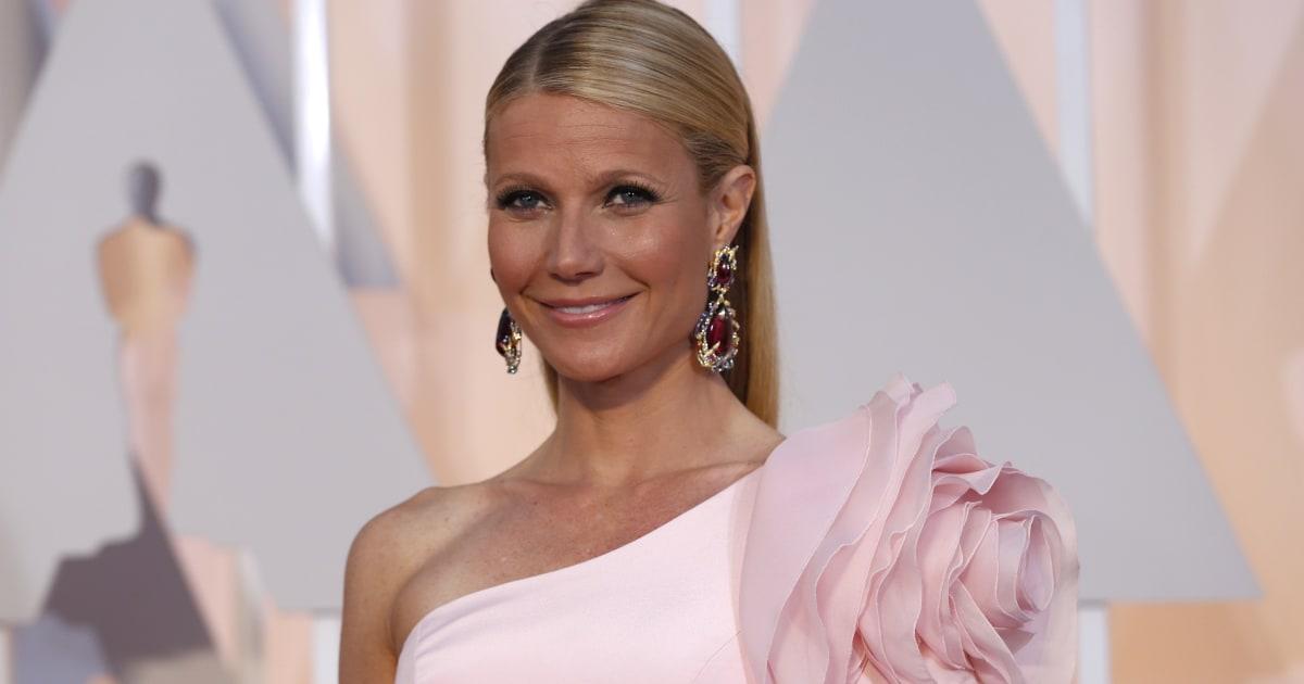 Gwyneth Paltrow Partage Ses Conseils Sur La Sodomie Sur