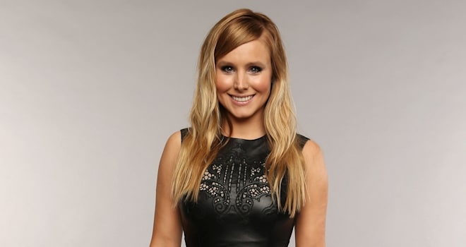 Kristen Bell at the 2013 CMT Music Awards